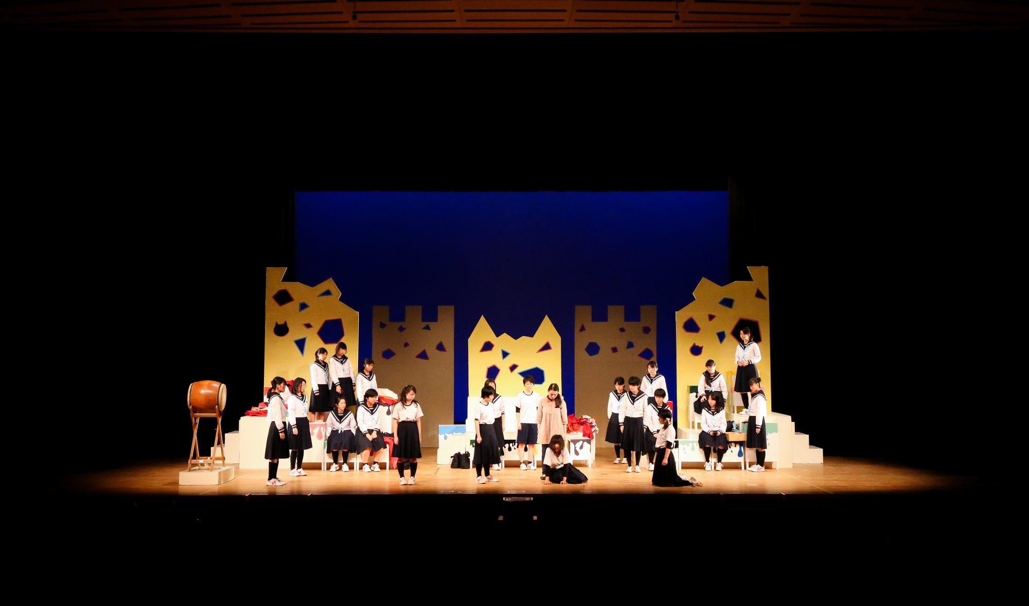 大阪府の高校演劇